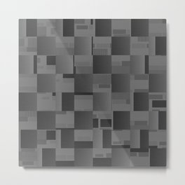 UpscaleNeo 01 Metal Print