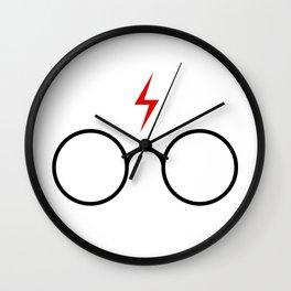 glasses harry Wall Clock