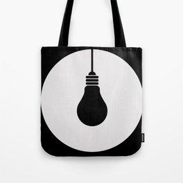 Daylight Dims Logo Tote Bag