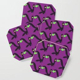 Octopus art Coaster