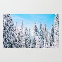 wintertime Rug