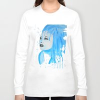 elsa Long Sleeve T-shirts featuring elsa by Laurie Art Gallery