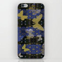 papillons iPhone Skin