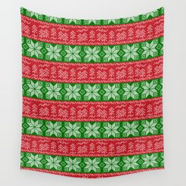 Merry Christmas! Wall Tapestry