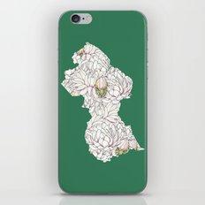 Guyana iPhone & iPod Skin