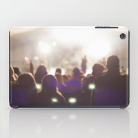 concert iPad Cases featuring Concert by LaiaDivolsPhotography