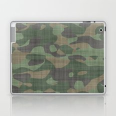 Camouflage Nature Laptop & iPad Skin