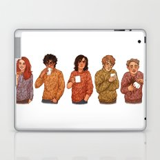 Marauders tea party Laptop & iPad Skin