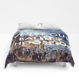 Glory of Storming the Bastille Comforters