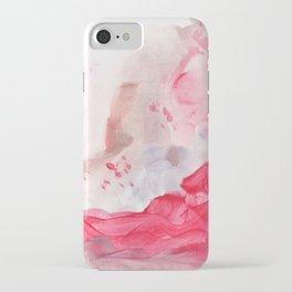 Strawberry paradise iPhone Case
