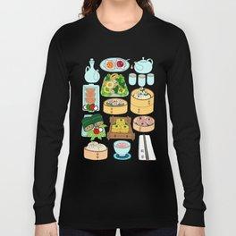 Dim Sum Lunch Long Sleeve T-shirt