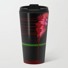 Ripped Heart Travel Mug