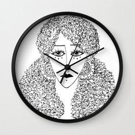 Nefertari Wall Clock