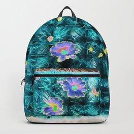 blue! Backpack