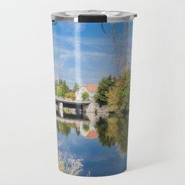 Danube reflection Travel Mug