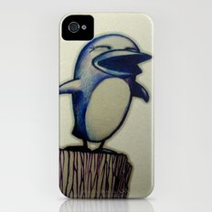Daily Doodle - Linux iPhone (4, 4s) Slim Case