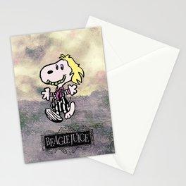 Beaglejuice Stationery Cards