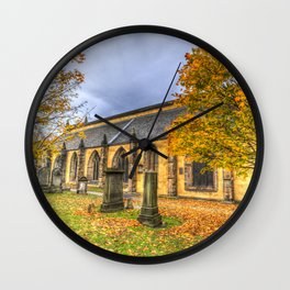 Greyfriars Kirk Edinburgh Wall Clock