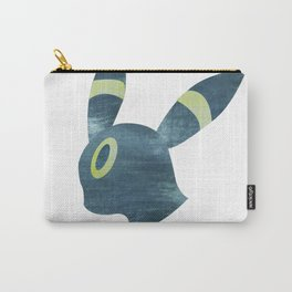 Watercolor Umbreon Carry-All Pouch