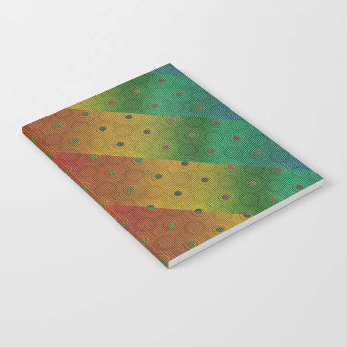 Color Transition Pattern Notebook