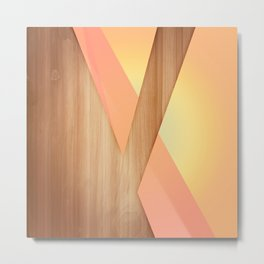 Session 11: XXIV Metal Print