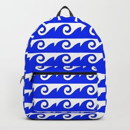 La Vague Bleue Backpack