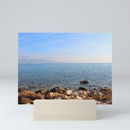 Piraeus Saronic Gulf Mini Art Print