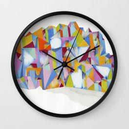 The City Wall Clock