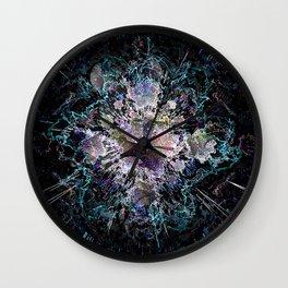 Obelisk Tri Theory Wall Clock