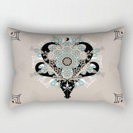 Magic Deer No.02 Rectangular Pillow
