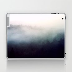 Beautiful fog Laptop & iPad Skin
