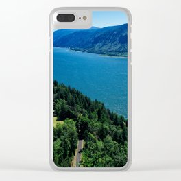 Cape Horn View Clear iPhone Case