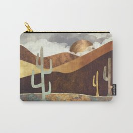 Patina Desert Carry-All Pouch