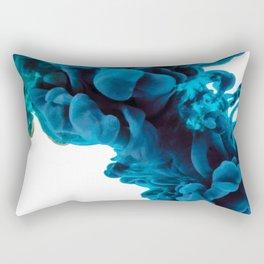I Feel Blue Rectangular Pillow