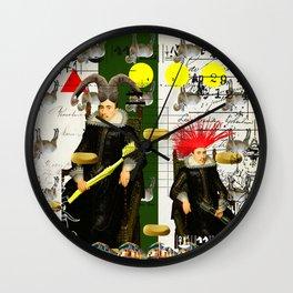THE FIXER-UPPERS II Wall Clock
