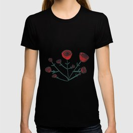 Little Artist Big Dreams: Roses T-shirt