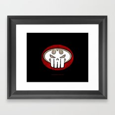 IN ANOTHER UNIVERSE 080 Framed Art Print