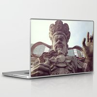 warrior Laptop & iPad Skins featuring Warrior by Stephan Parylak