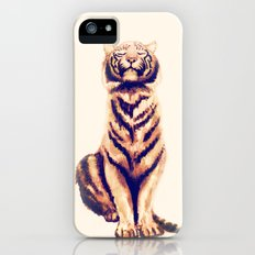 Zen Tiger  Slim Case iPhone (5, 5s)