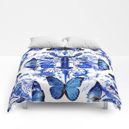 Ultramarine (pattern) Comforters