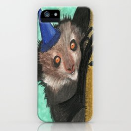All in favor of a party? Aye aye! iPhone Case