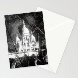 Paris - Basilique du Sacré Cœur Stationery Cards
