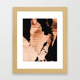 Antelope Canyon, Arizona Framed Art Print