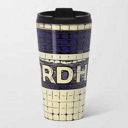 Fordham Metal Travel Mug
