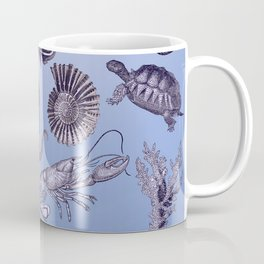 Marine Animals Coffee Mug