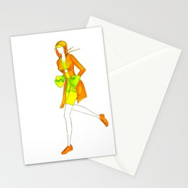 Fitness Fox Stationery Cards