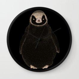 Pinguino Wall Clock