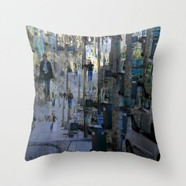 Coupled with that exhortation to stop obfuscating. Throw Pillow
