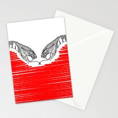 Duality - Love Stationery Cards