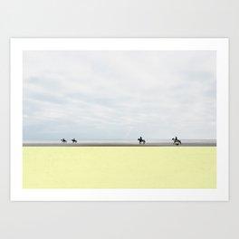 Equus III Art Print